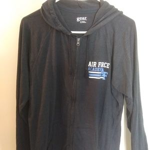 Air Force Academy lightweight hoodie